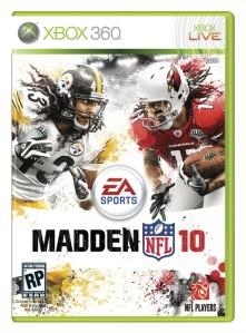 Madden NFL 2010 Cover